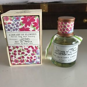 Library of Flowers Linden fragrance